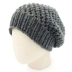 Men's Netted Beanie