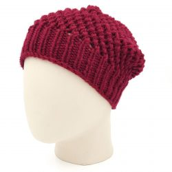 Men's Netted Beanie Cap