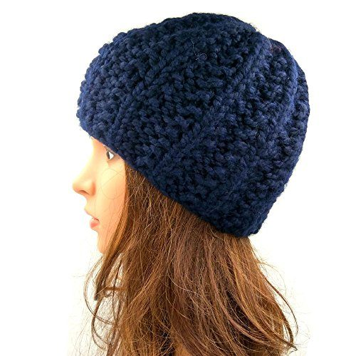 Brisbane Beanie - Dark Blue