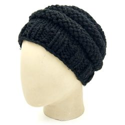 Bicycle Wheel Beanie - Black