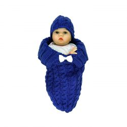 Infant Sleep Sack - Blue