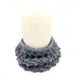 Grey Neckwarmer