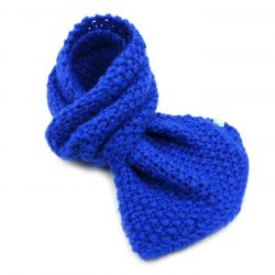 Royal Blue Scarf