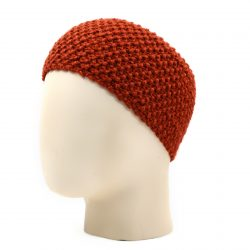 Men's Headband - Brick Red
