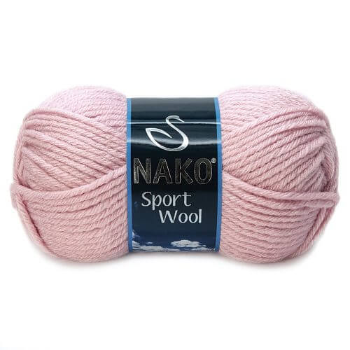 Nako Yarn Sport Wool 10639