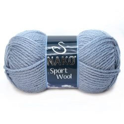 Nako Yarn Sport Wool 11223