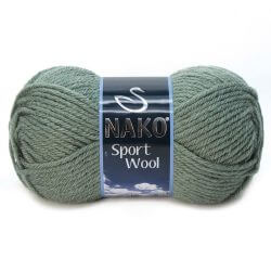 Nako Yarn Sport Wool 1631
