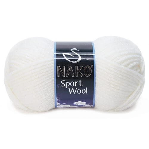 Nako Yarn Sport Wool 208