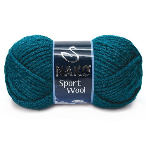 Nako Yarn Sport Wool 2273