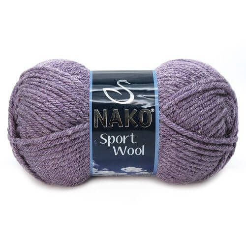 Nako Yarn Sport Wool 23331