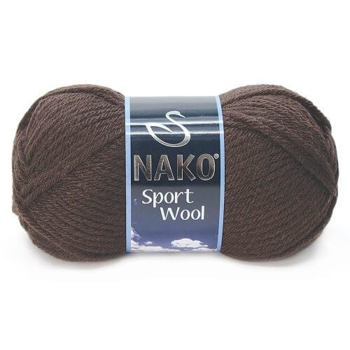 Nako Yarn Sport Wool 4987