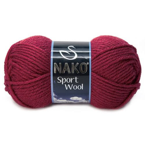 Nako Yarn Sport Wool 6592