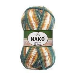 Nako Yarn Super Inci Hit Jakar 81179
