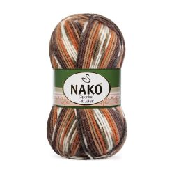 Nako Yarn Super Inci Hit Jakar 81191