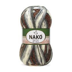 Nako Yarn Super Inci Hit Jakar 81493