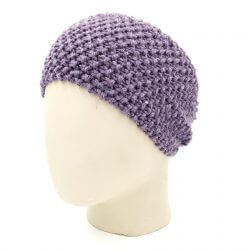 Mens Headband Purple Haze