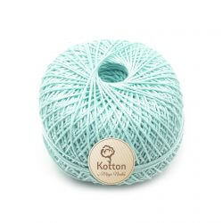 Kotton 4 ply Cotton Yarn Ball – Light Blue 06