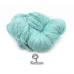 Kotton 4 ply Cotton Yarn - Blue 05