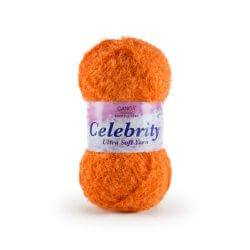 Ganga Celebrity Yarn - Orange 05