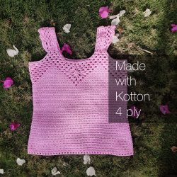 Kotton 4 ply - Baby Pink