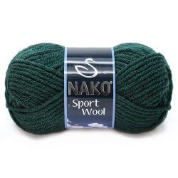Nako Sport Wool Dark Green 1873