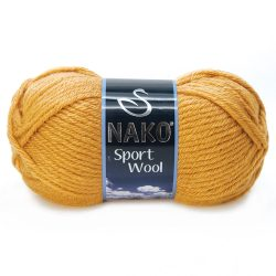 Nako Sport Wool Yellow 10129
