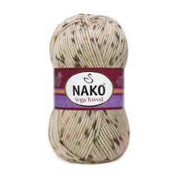Nako Vega Tweed Cream 31753