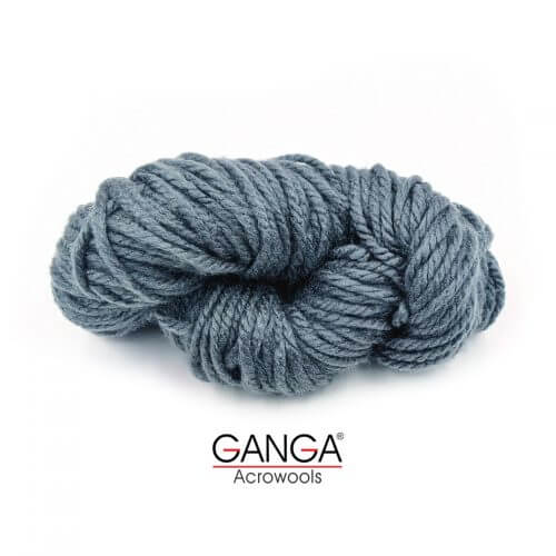 Ganga Motu Thick Chunky Yarn – Grey 32