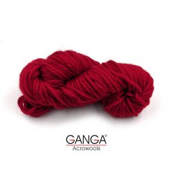 Ganga Motu Thick Chunky Yarn - Red 13