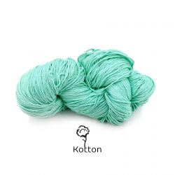 Kotton 4 ply Cotton Yarn - Light Green 26
