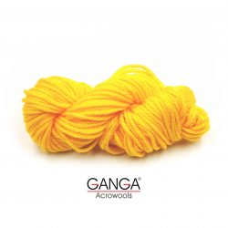 Ganga Motu Thick Chunky Yarn - Yellow 07