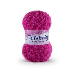 Ganga Celebrity Yarn - Magenta 04