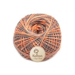 Kotton 4 ply Cotton Yarn Ball - Multi Color 01