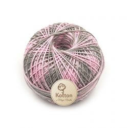 Kotton 4 ply Cotton Yarn Ball - Multi Color 08