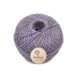 Kotton 4 ply Cotton Yarn Ball - Multi Color 11