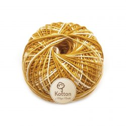 Kotton 4 ply Cotton Yarn Ball - Multi Color 24
