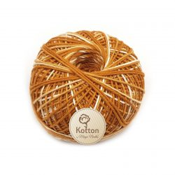 Kotton 4 ply Cotton Yarn Ball - Multi Color 27