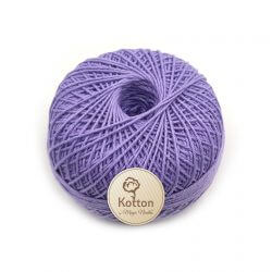Kotton 4 ply Cotton Yarn - Purple 08