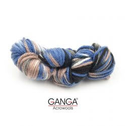 Ganga Motu Thick Chunky Yarn - Multi Color 523590