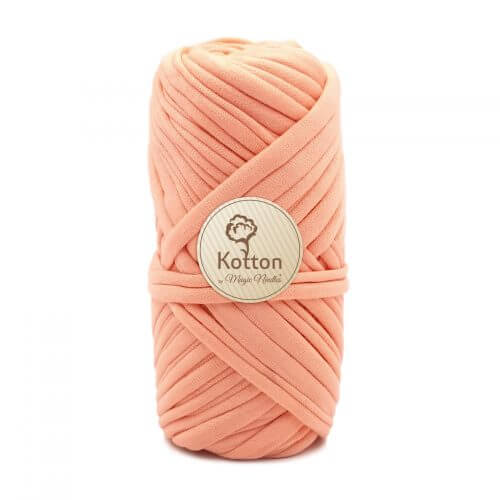 Kotton 100% Cotton T-Shirt Yarn - Peach 04