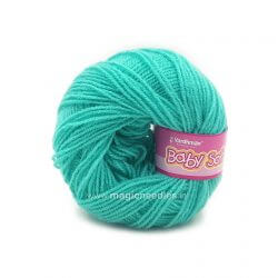 Vardhman Baby Soft Yarn - Sea Green BBM015