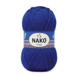 Nako Vega Yarn Blue 2123