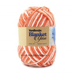 Vardhman Blanket Yarn - Multi Color BTD004