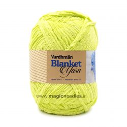 Vardhman Blanket Yarn - Green BTL015