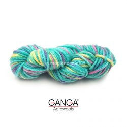 Ganga Motu Thick Chunky Yarn - Multi Color 547807