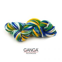 Ganga Motu Thick Chunky Yarn - Multi Color 583007