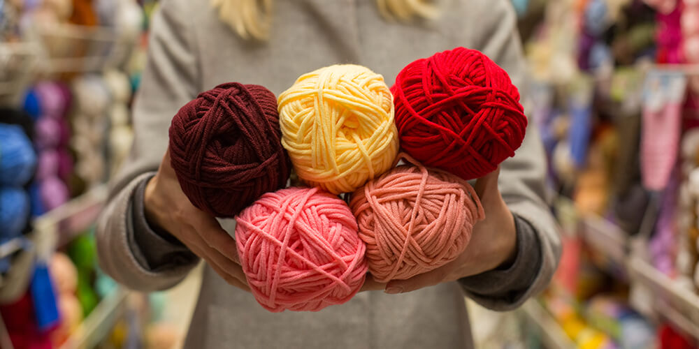 How To Start Your First Knitting Or Crochet Project
