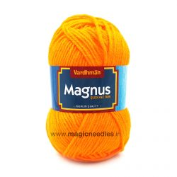Vardhman Magnus Yarn - Yellow MSM019