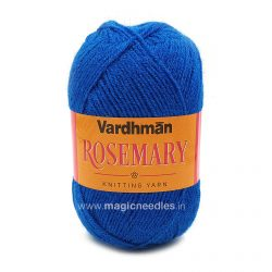 Vardhman Rosemary Yarn - Blue RMD022