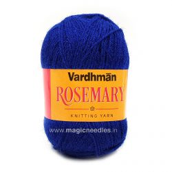 Vardhman Rosemary Yarn - Blue RMH011